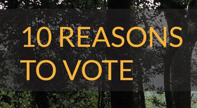 10 reasons to vote for BID in Fleet