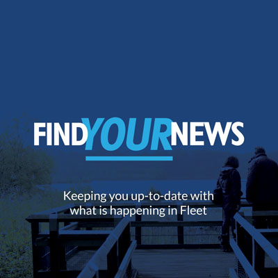 What's happening in Fleet Hampshire