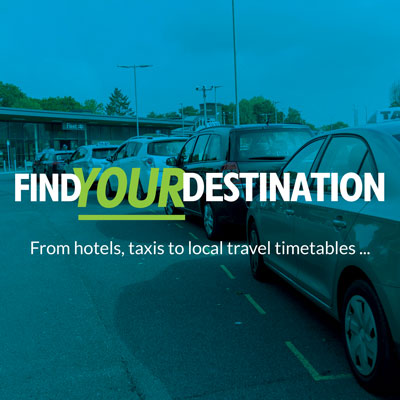 Hotels & Travel in Fleet Hampshire