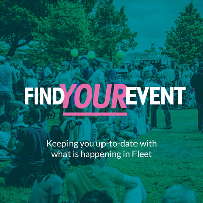 What's on in Fleet Hampshire