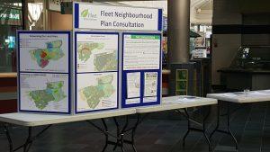 Fleet Neighbourhood plan consultation