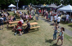 Fleet Food Festival 2018 Aldersot Fleet and Farnham Camera Club