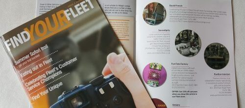 FindYourFleet Summer magazine