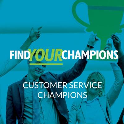 Customer Service Champions