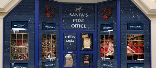 Santa's Post Office is coming to Fleet