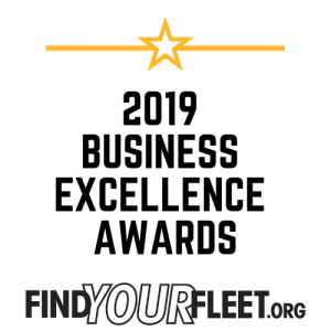 Business Excellence Awards Fleet