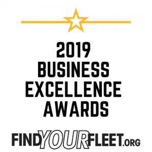 Business Excellence Awards Fleet