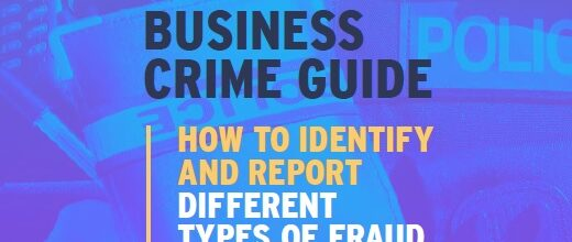 How to identify and report Business fraud