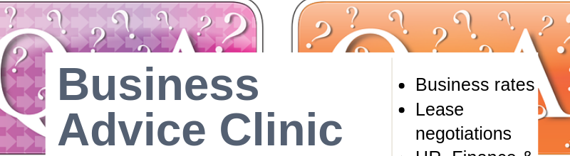 Free Business Advice Clinic