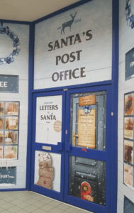 Santa's Post Office Fleet