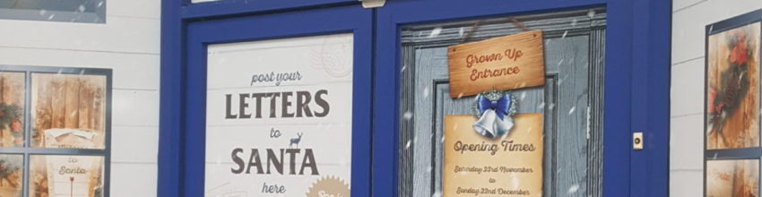 Santa's Post Office returns to Fleet this Christmas