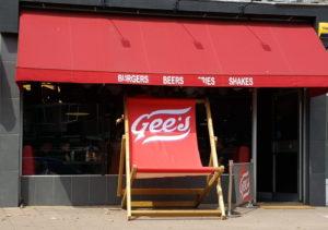 New Gees Grill Fleet