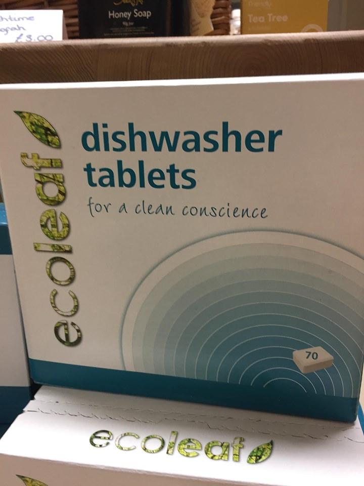 Dishwasher tablets from Scoop Fleet buy online