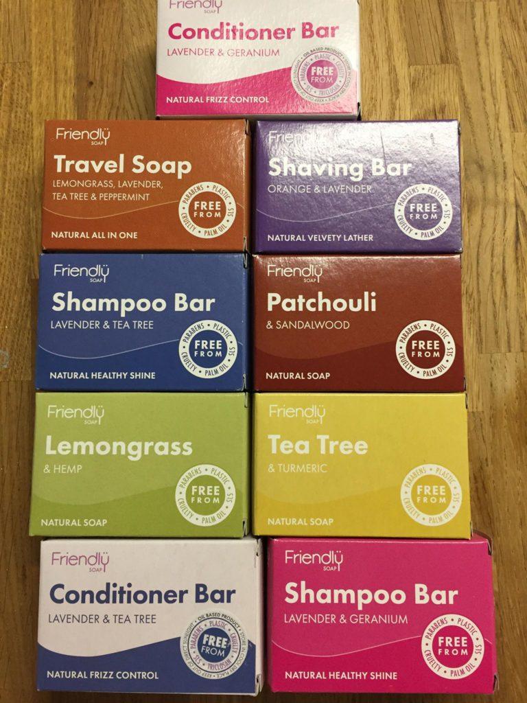 Soap bars from Scoop Fleet buy online