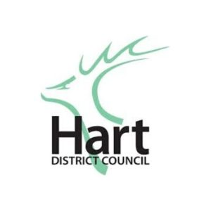 Park safely Hart District Council Fleet Hampshire