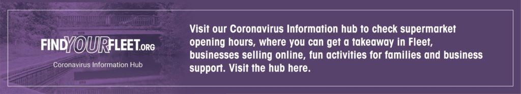Fleet BID Coronavirus Information Hub