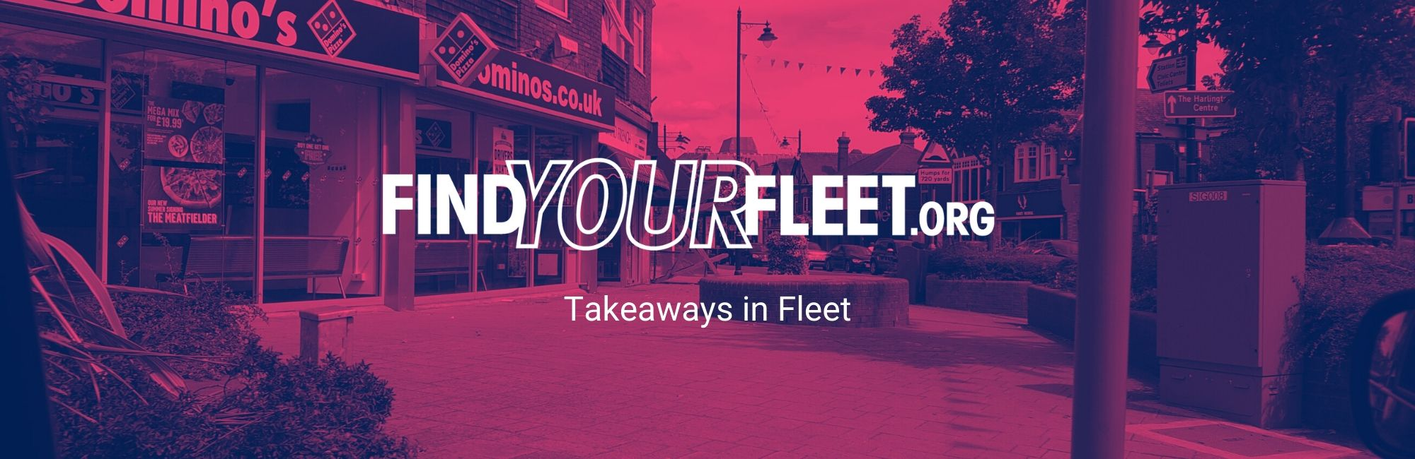 Tekeaways in Fleet Hampshier