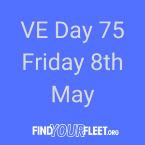 VE Day 75th Anniversary Fleet