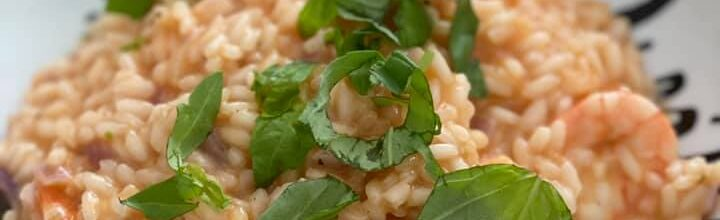 Cooking with Jane: Prawn Risotto