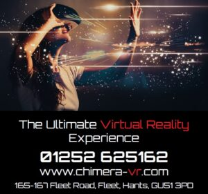 Chimera VR Fleet