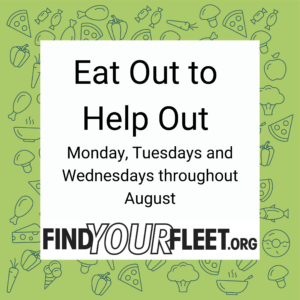 Eat out to Help Out in Fleet