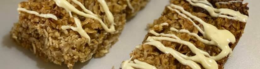 Cooking with Jane: Yummy golden syrup flapjacks with a twist