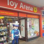 Toy Arena Fleet