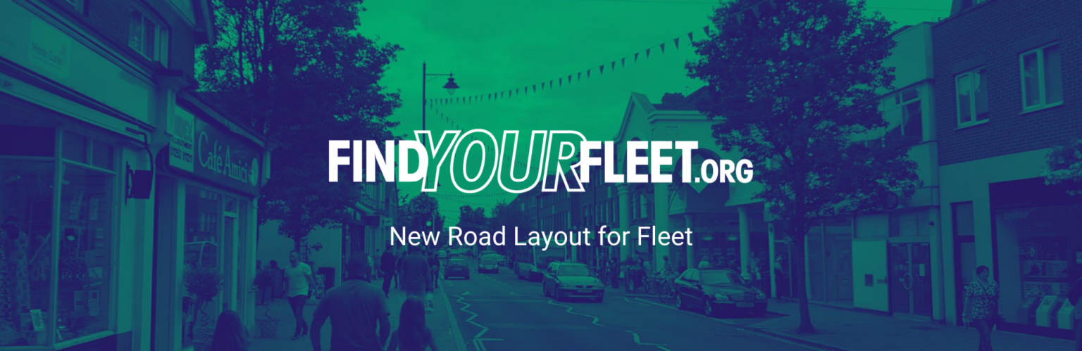 New Road Layout for Fleet