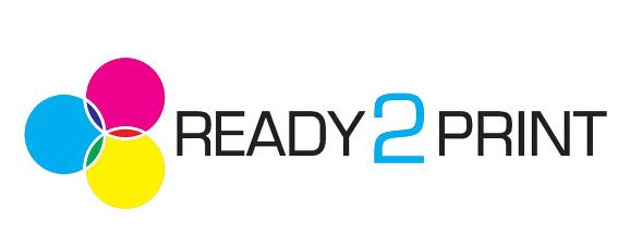 ready 2 print logo
