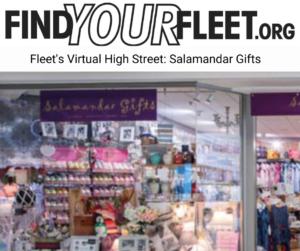 Salamandar Gifts Fleet