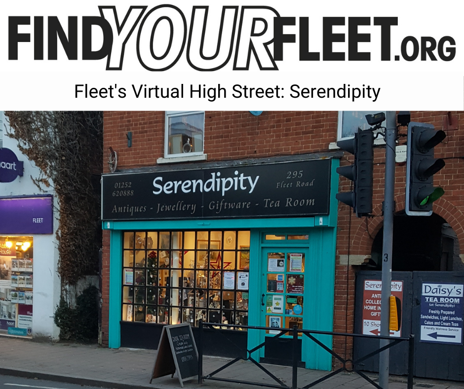 Serendipity Fleet