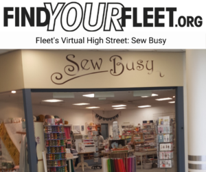 Sew Busy Fleet