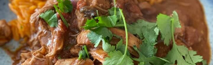 Cooking with Jane: Mexican Mole Chicken