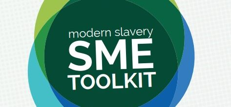 Preventing modern slavery – toolkit for SMEs