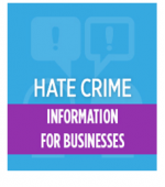 Business guide Hate Crime image